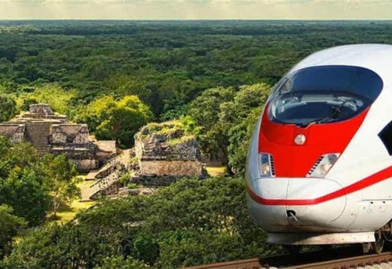 En diciembre consulta sobre construcción del Tren Maya: AMLO