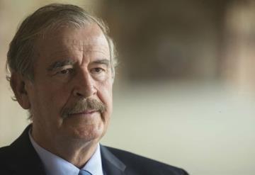 Vicente Fox se disculpa tras llamar a AMLO autista