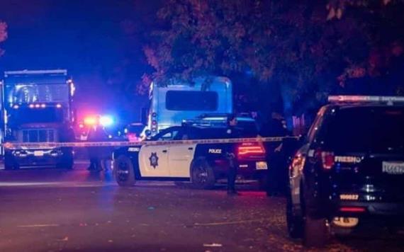 4 muertos y 6 heridos tras tiroteo en Fresno, California