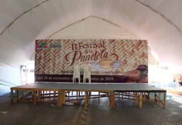 Inicia el II festival de la panetela en Emiliano Zapata