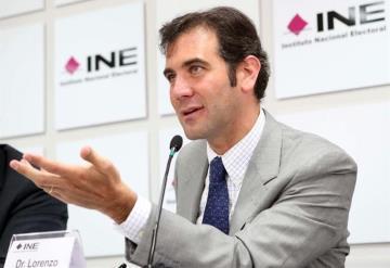 Lorenzo Córdova advierte a países sobre ataque a INE