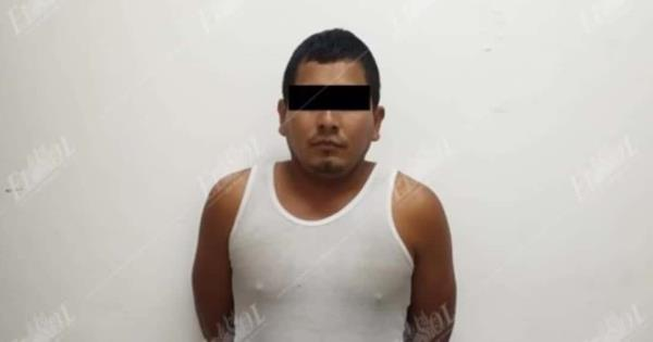Capturan a sujeto que asesinó a su pareja e intento matar a su suegra