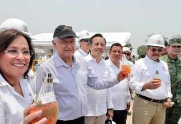 Recorrerá AMLO Campo Quesqui-1 en Tabasco