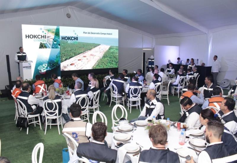 Hokchi Energy, inició trabajos de tendido de ductos; Conectarán las dos plataformas de producción
