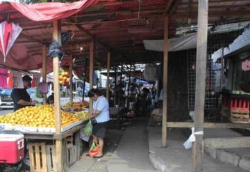 Mercados públicos de Villahermosa muestran serios daños