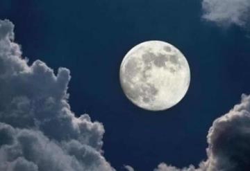 El 12 de diciembre a las 12:12 será visible la última luna llena de la década