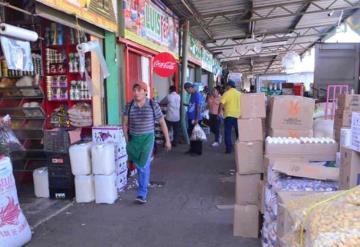 Piden mayor seguridad bodegueros de la Central de Abastos de Villahermosa