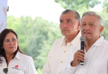 Visitará AMLO Tabasco este viernes y sábado