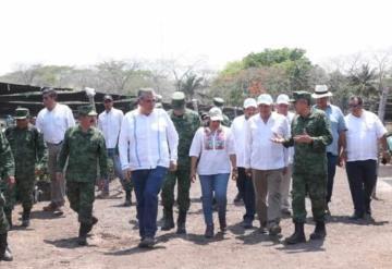 ´Apoya Obrador sin titubeos a Tabasco´: Adán Augusto López