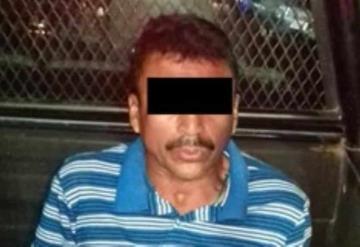 Detienen a asaltante; le había robado fuerte cantidad de dinero a una mujer