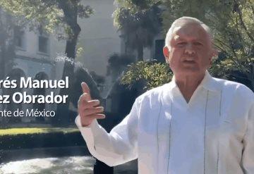 AMLO destaca labor de Teletón; llama a mexicanos a aportar