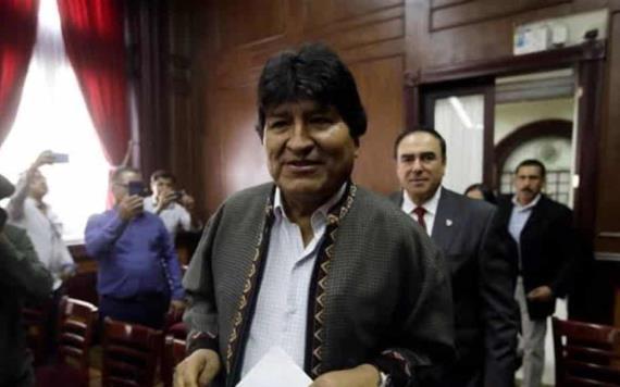 Evo Morales organiza campaña electoral de Bolivia desde Argentina