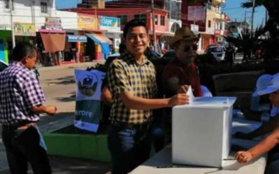 Se lleva a cabo Consulta del Tren Maya en Emiliano Zapata