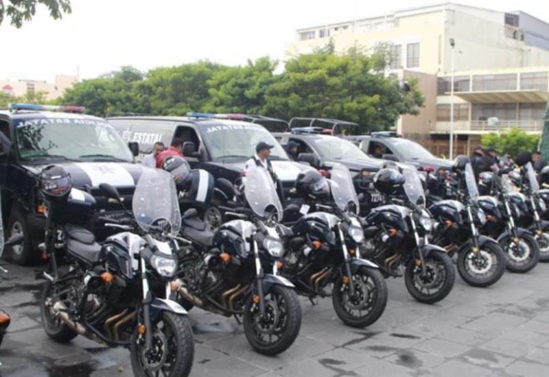 Entregan 50 patrullas para el municipio de Centro