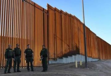 Trump acude a tribunales para construir muro fronterizo