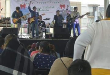 Concluye con losPacha Mama la Verbena Cultural Navideña