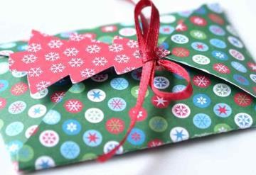 Niña encuentra escalofriante mensaje en una carta de navidad