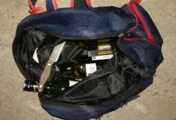 Aseguró SSPC a un menor, presunto responsable del delito de robo a comercio