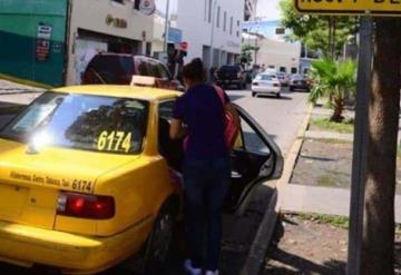 Pide Semovi tener precaución con taxis piratas