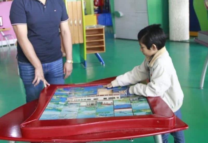 Acuden niños a Museo Interactivo Papagayo por Día de Reyes