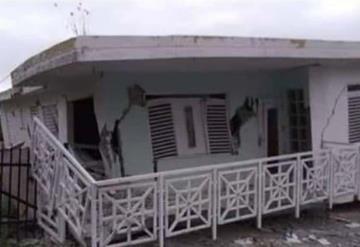 Se registra sismo de 5.8 grados en Puerto Rico; provoca daños materiales