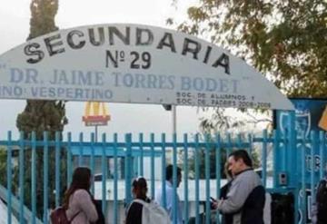Alumno de escuela en Nuevo León amenaza con ´tiroteo´