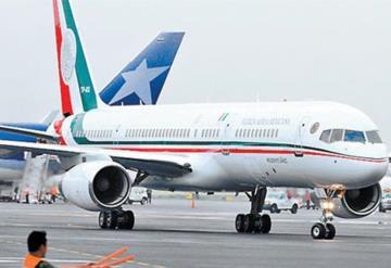 Propone AMLO rifar avión presidencial a través de la Lotería Nacional