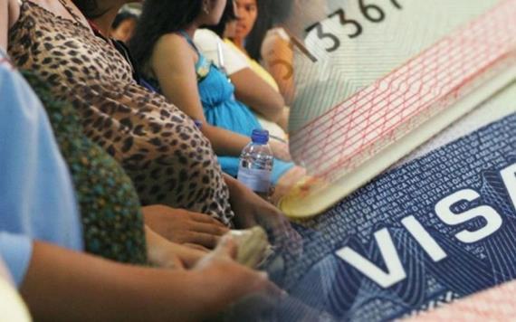 Restringen visas para embarazadas