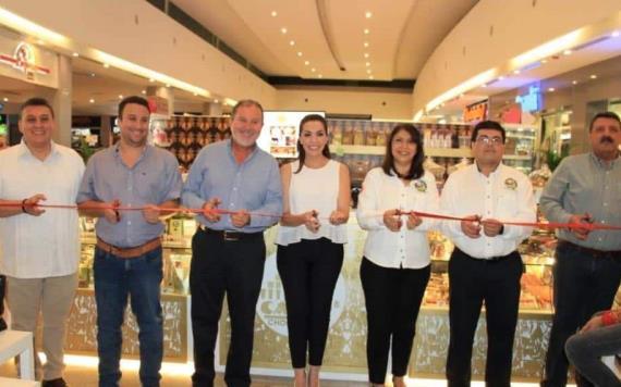 Inauguran Chocolates Cacep en Altabrisa