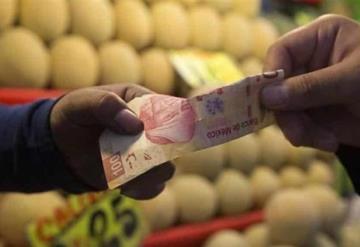 Crece inflación en México en la primera quincena de 2020