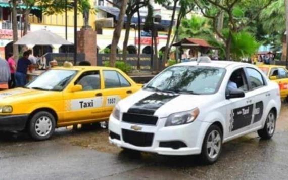 Solicita Unión de Taxis de Centro ir contra piratas y Uber