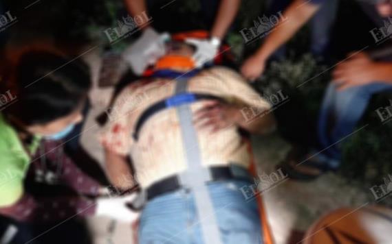 Sujeto es atropellado en la Villahermosa - Frontera; el responsable se dio a la fuga