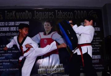 Niño tabasqueño participará en el México Open 2020 de Taekwondo