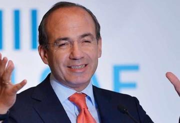 La gente recuerda que el nuestro fue un Gobierno que enfrentó a la delincuencia: Felipe Calderón