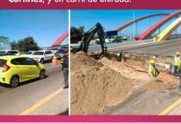 Cerrarán Puente Carrizal IV del 10 al 24 de febrero; le harán reparaciones