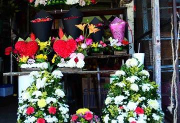 Sube precio de las rosas por 14 de febrero en Villahermosa
