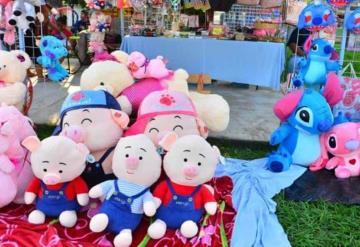 Feria de San Valentín en Villahermosa