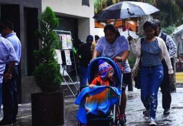 Pronostican fuertes lluvias para Tabasco por Frente Frío No. 39