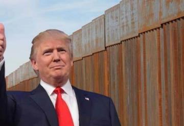 Suma Trump poco más de 4 millones de dólares al muro