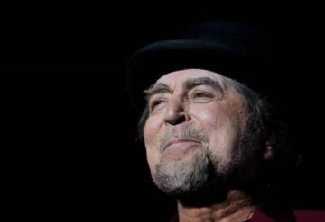 Operan de emergencia a Joaquín Sabina por derrame cerebral tras caída en concierto