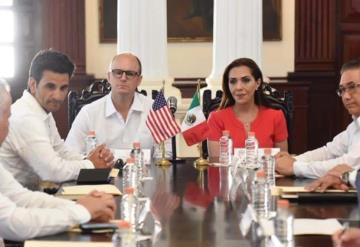 Buscarán traer más empresas de Estados Unidos a Tabasco
