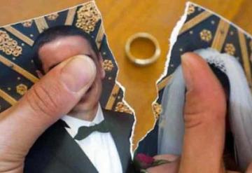 Divorcios a la alza y matrimonios a la baja en México