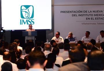 Tabasco tendrá inversión en salud en el 2020; Presentación de la nueva titular del IMSS en el Estado