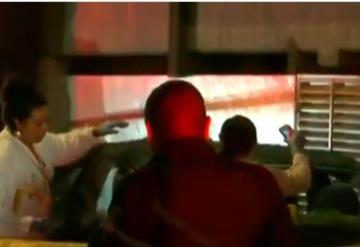 Muere mujer tras caer del piso 18 de un edificio en la Ciudad de México