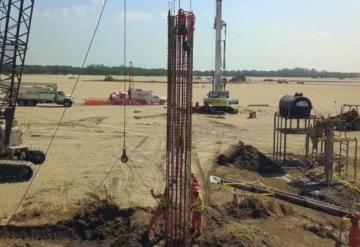 Presenta la SENER avances de la refinería de Dos Bocas