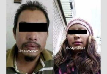 Presuntos secuestradores y asesinos de Fátima están casados y tienen hijos