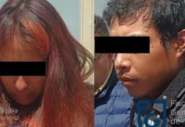 Presuntos asesinos de Fátima duermen tras las rejas