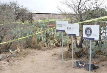 Encuentran fosas clandestinas en San Luis Potosí
