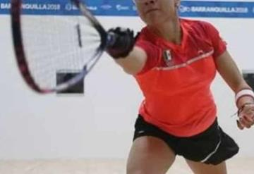 Paola Longoria Corona en el Boston Open