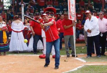 Inauguran juegos deportivos para la integración familiar